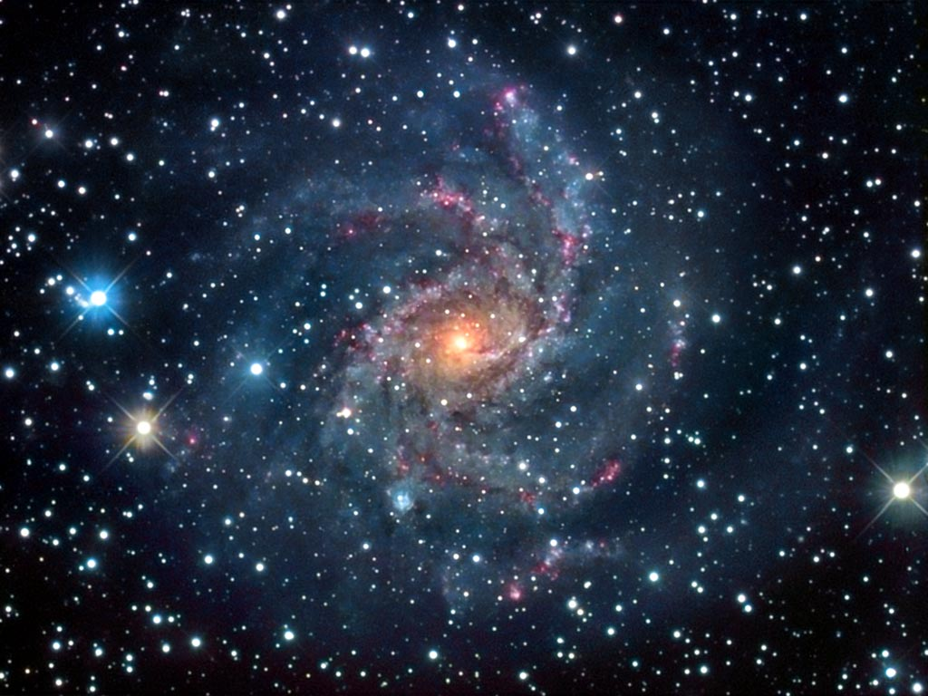La galaxie ngc 6946